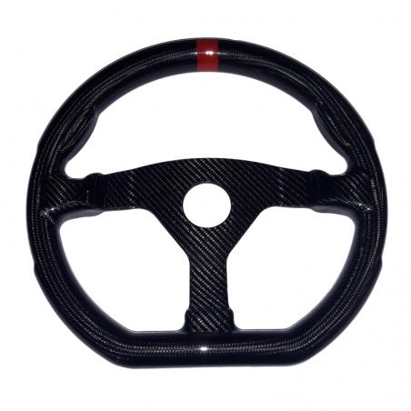 301.cz Carbon Fibre Steering Wheel